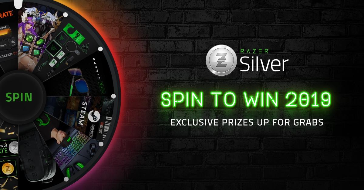 Razer Insider | Forum - Razer zSilver | Spin-to-Win