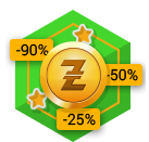 Get games at better prices when you score bonuses
