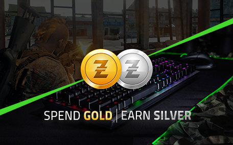 The New Razer Gold & Silver