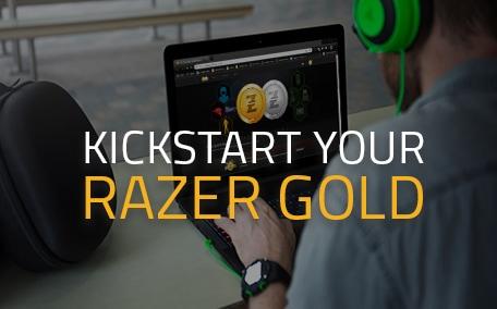 The New Razer Gold & Silver
